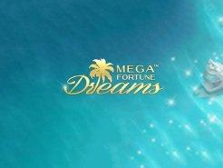 mega fortune dreams banner