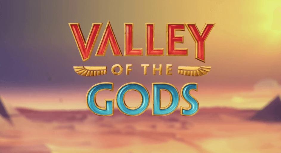 10 Gudomliga Snurr Pa Valley Of The Gods Online Casino