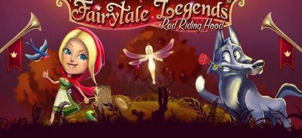 Casinostugan free spins Red Riding Hood