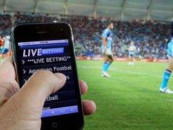 Livebetting i mobil