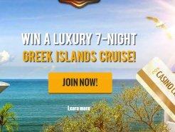 Casino Cruise banner vinn resa kryssning