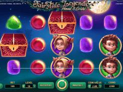 Hansel & Gretel spelautomat