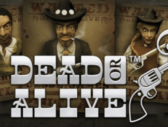 Folkeautomaten Dead or alive freespins