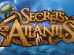 Secret of Atlantis spellogo.
